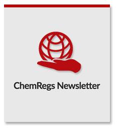 ChemRegs Newsletter